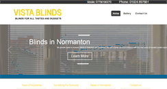 Preview of blindsnormanton.co.uk